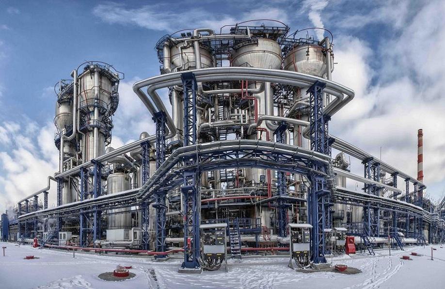 нефть завод
